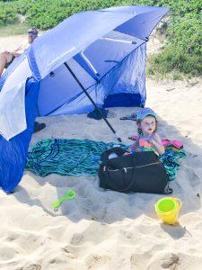 superbrella vacation beach