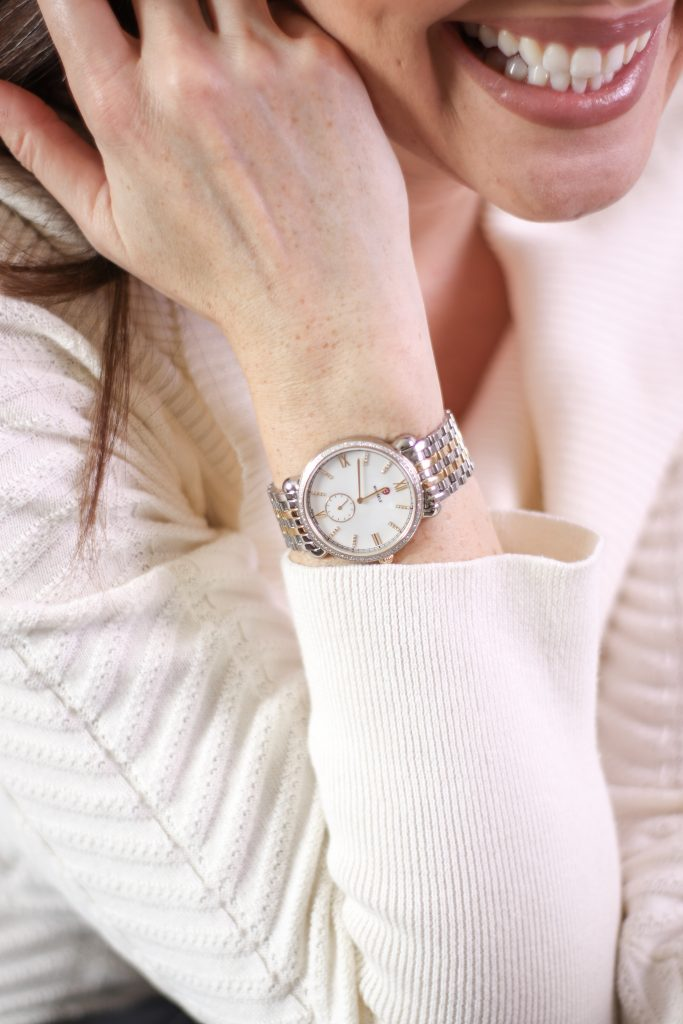 Michele Gracile watch