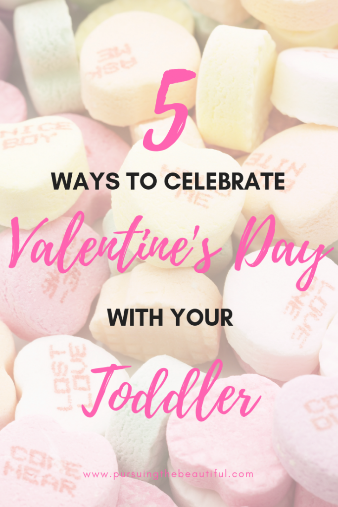 toddler valentines day