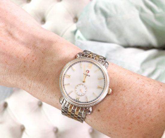 michele gracile watch